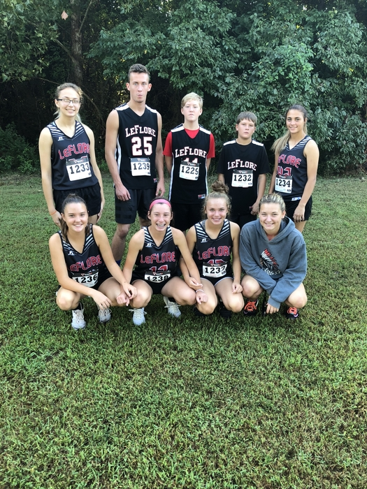 Leflore Cross Country 2018